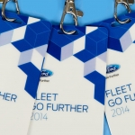 Ford Motors Designer Lanyards & Plastic Passes