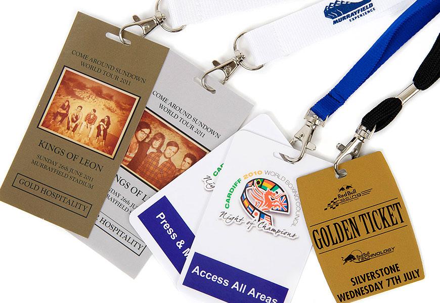 Passes & holders