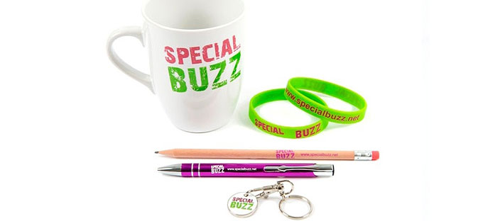special-buzz-promo-items