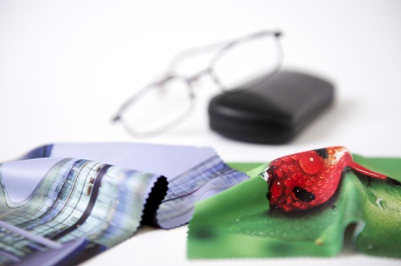 Glasses-cloths