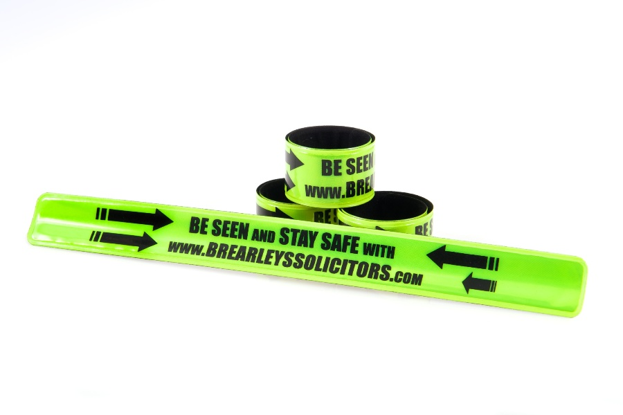 PVC Slap bands