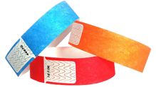 tyvek-wristbands