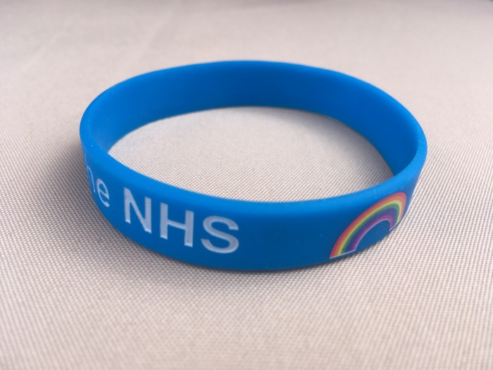 NHS-Wristband