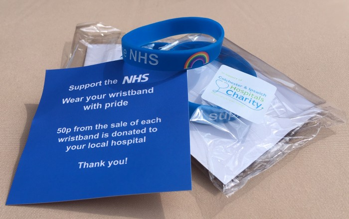 NHS-Wristband-information