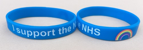 NHS Charity Wristbands